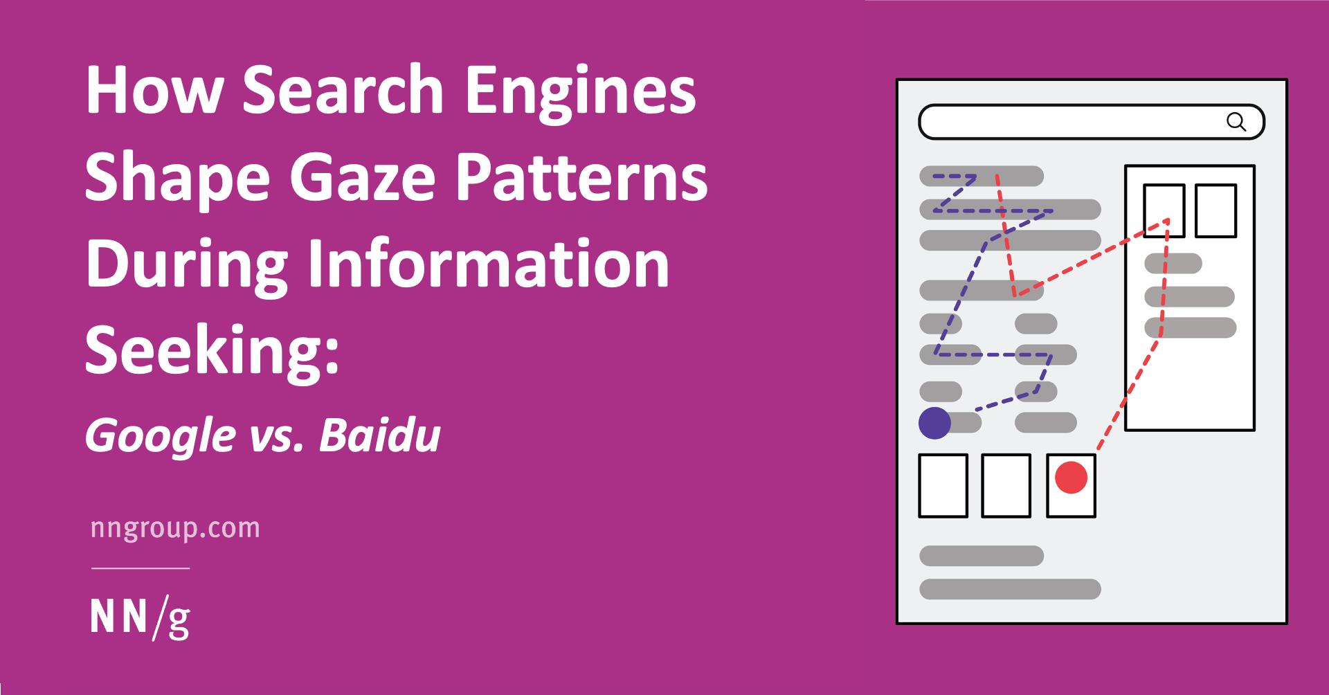How Search Engines Shape Gaze Patterns During Information Seeking: Google vs. Baidu