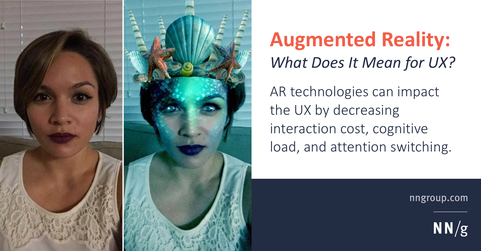 augmented reality: what does it mean for ux?