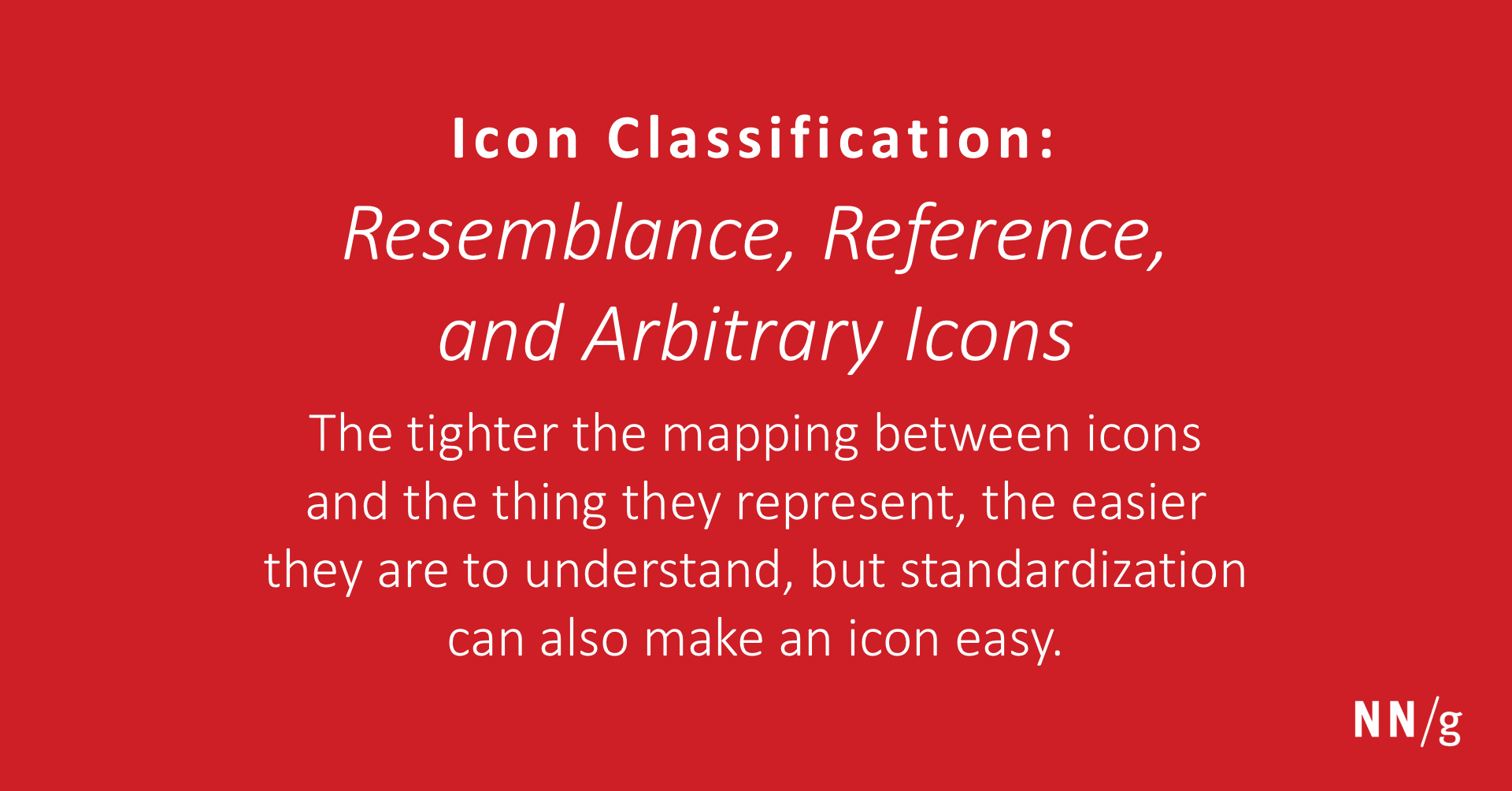 Icon classification resemblance reference and arbitrary icons buycottarizona Images