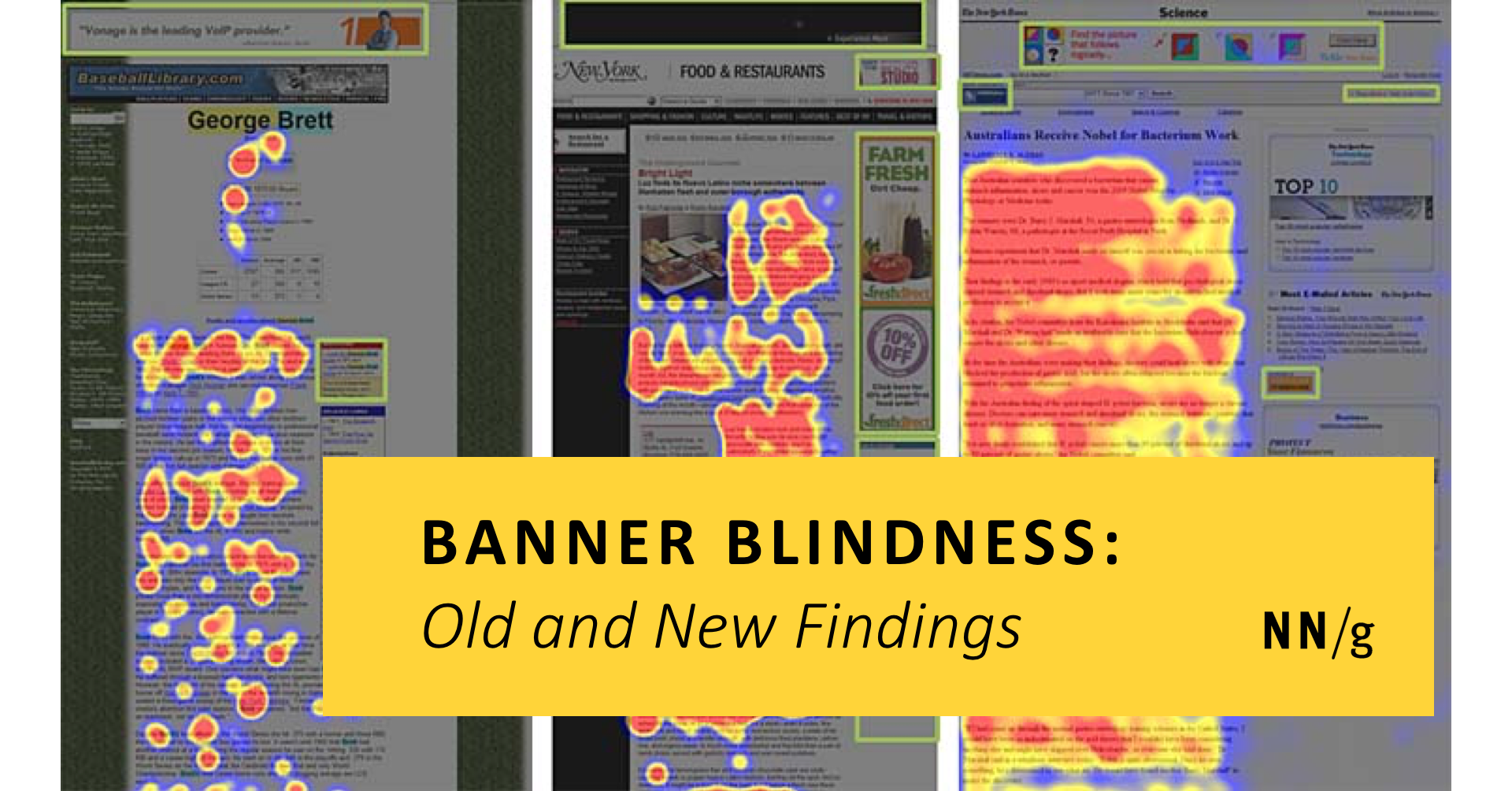 Banner Blindness: The Irony of Attention Grabbing on the ...