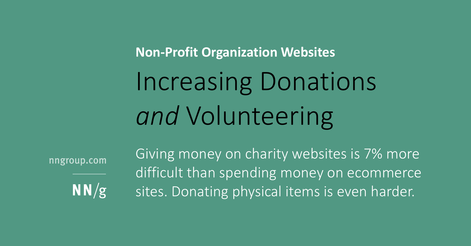 Test Donation Characters to get a Charitable Organization