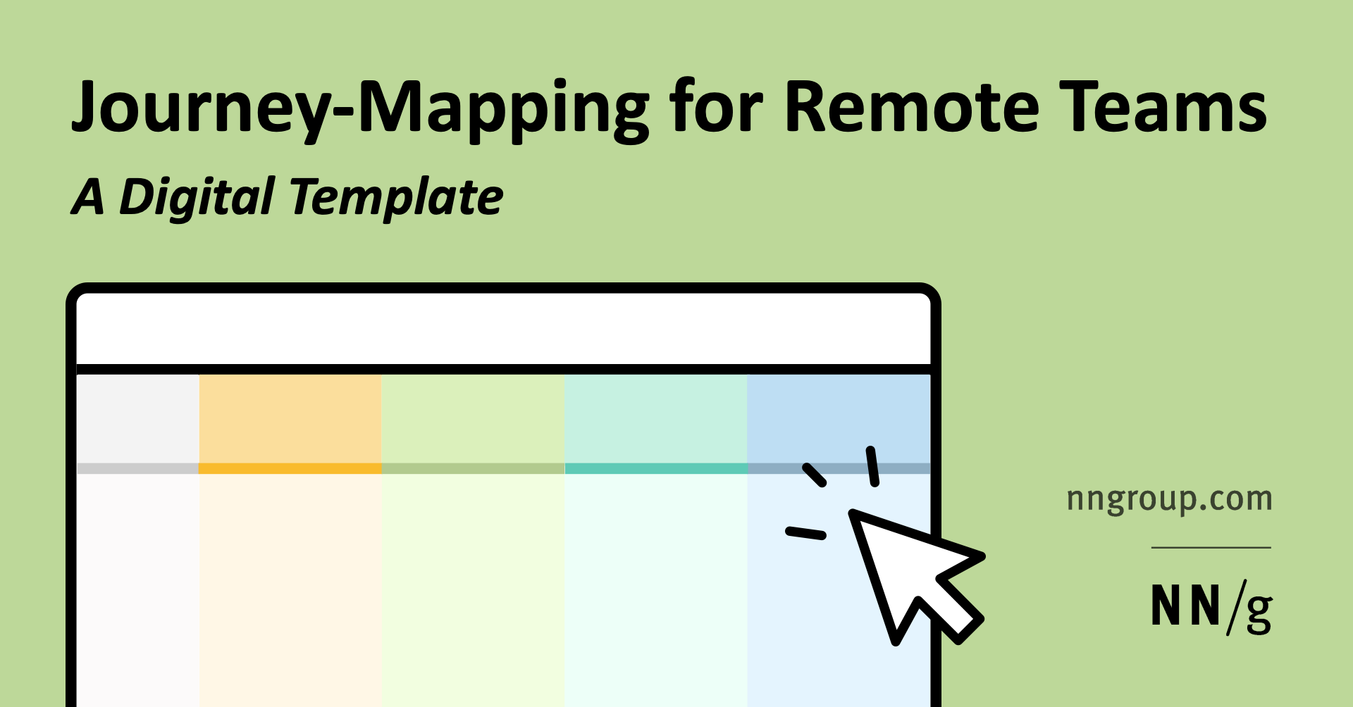 Journey Mapping for Remote Teams: A Digital Template