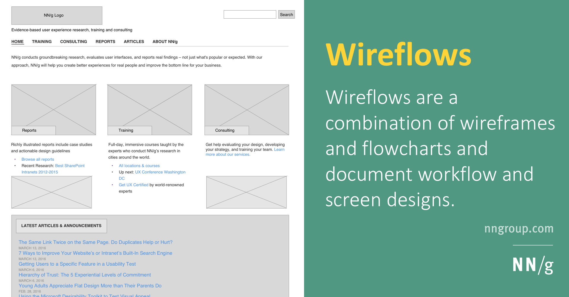 Wireflows A Ux Deliverable For Workflows And Apps