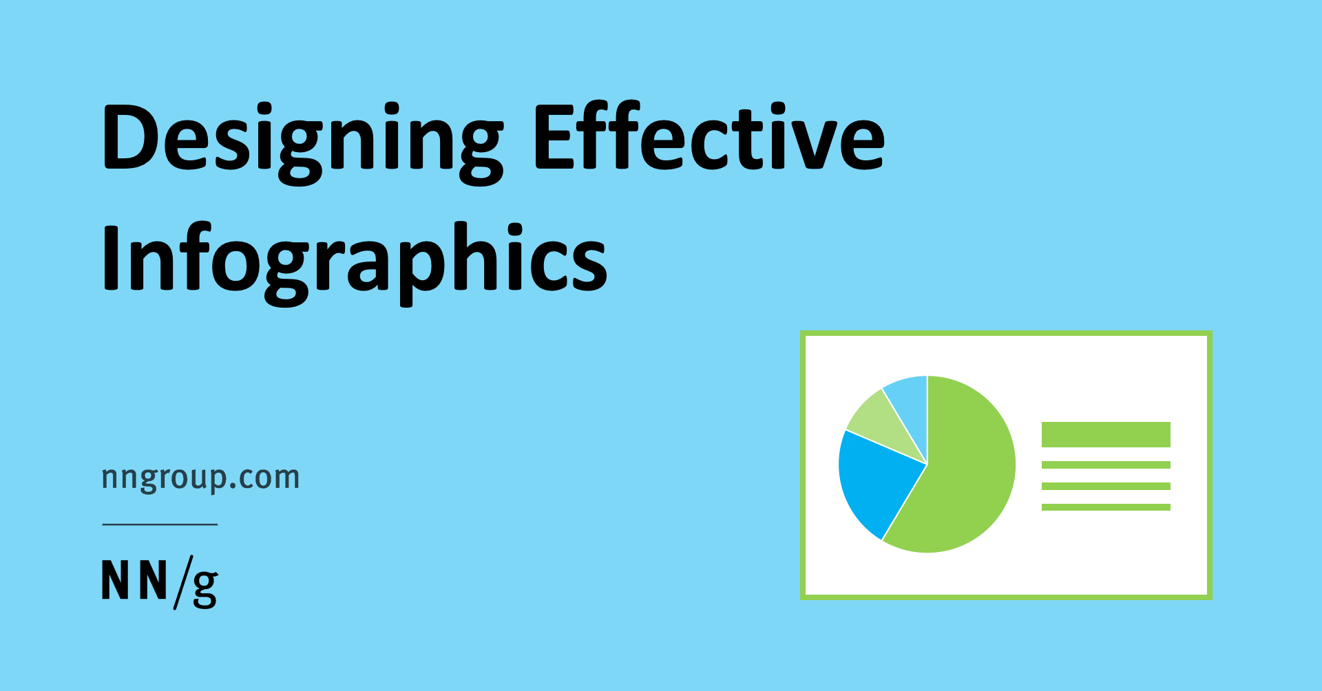 Designing Effective Infographics