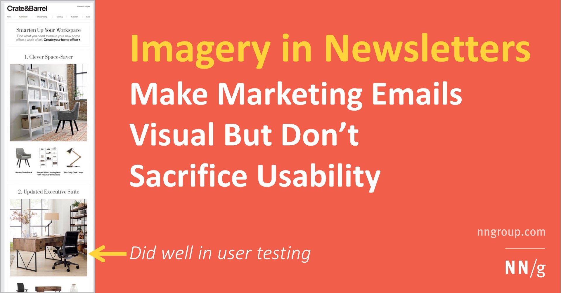 imagery in newsletters make your marketing emails visual but don t