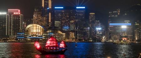 香港的城市
