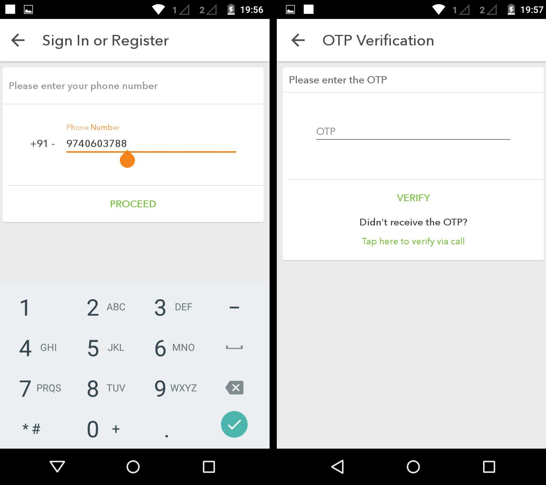 Mobile User Behavior in India