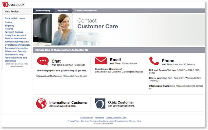 Contact overstock customer service email phone number fax - Post office customer service phone number ...
