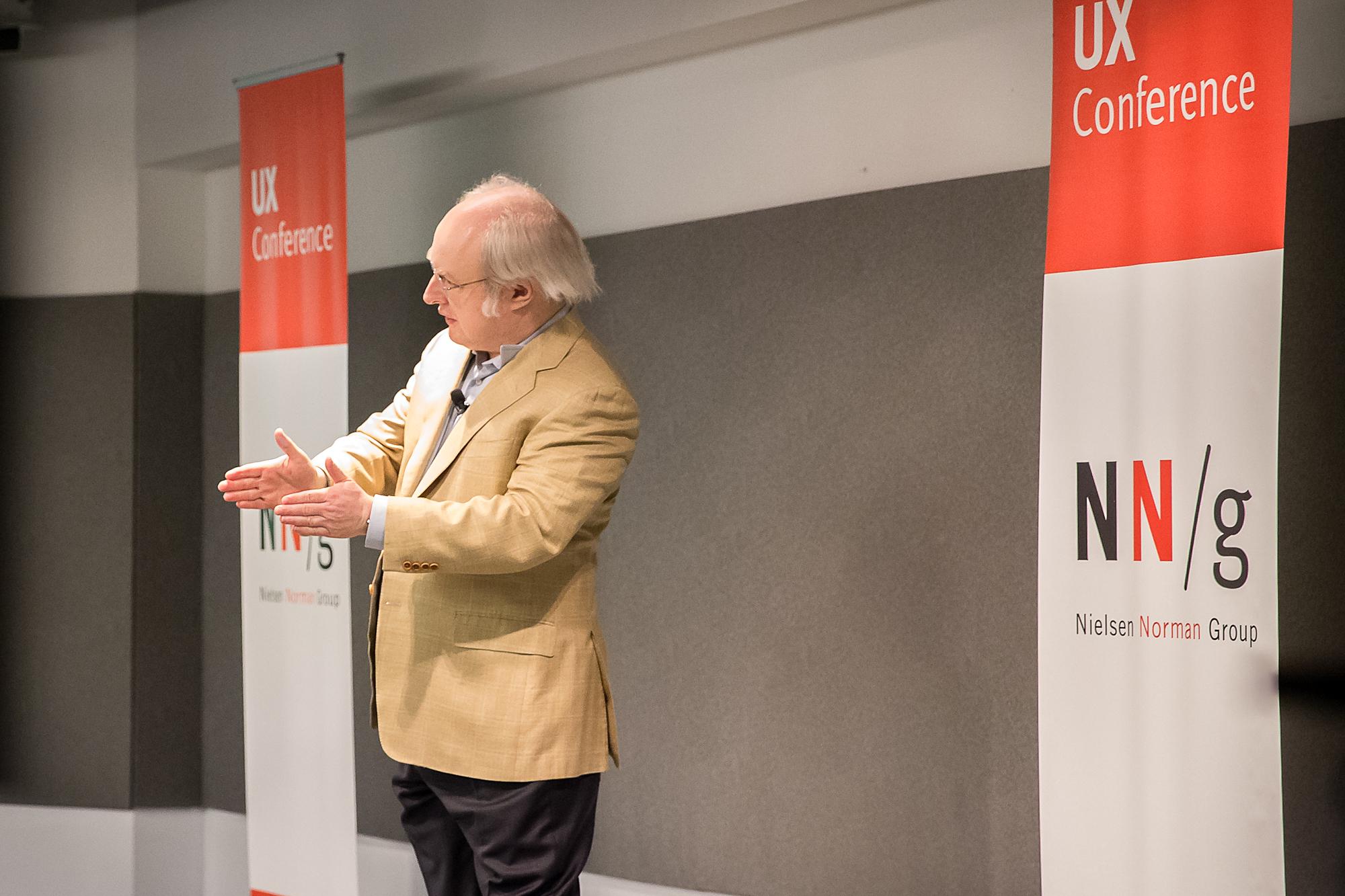 Jakob Nielsen keynote: Copenhagen, NYC, London and Las Vegas 2017