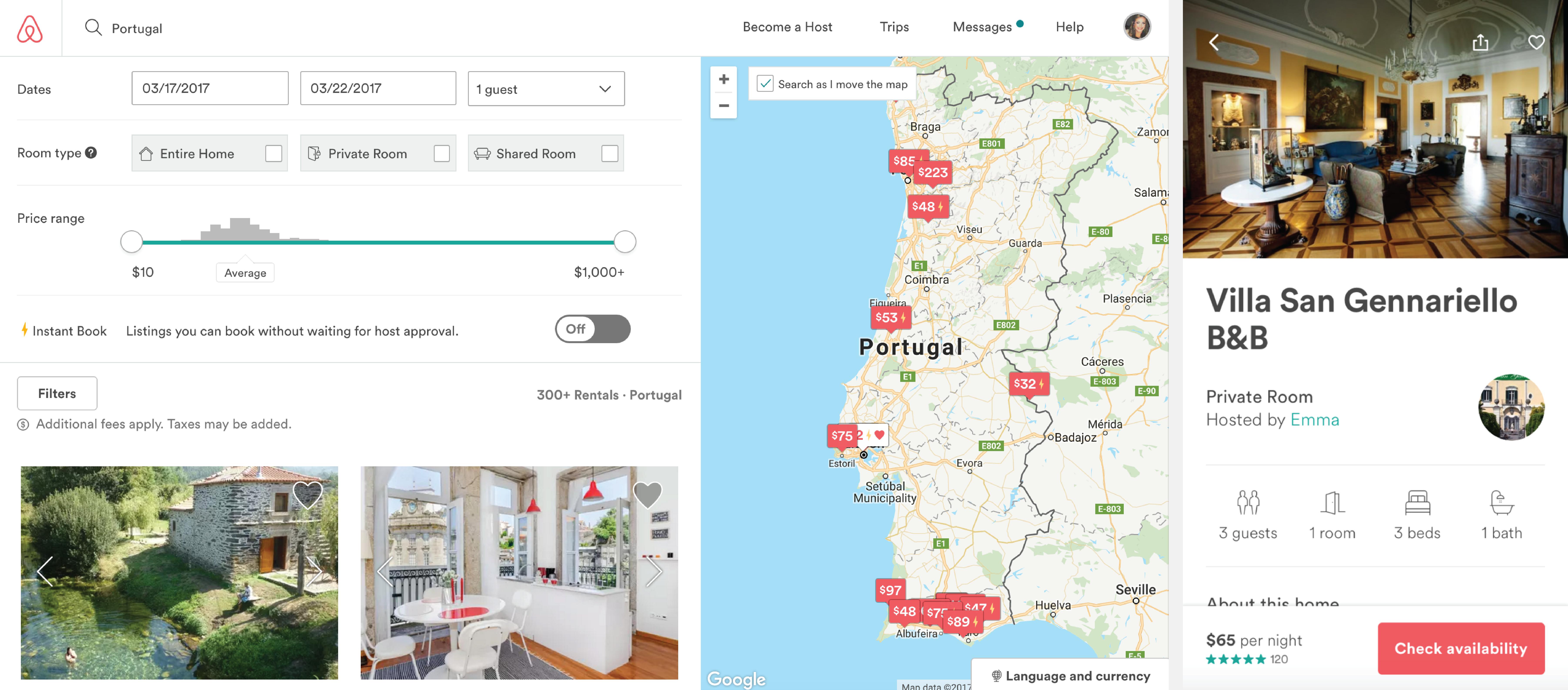 Airbnb交叉设备
