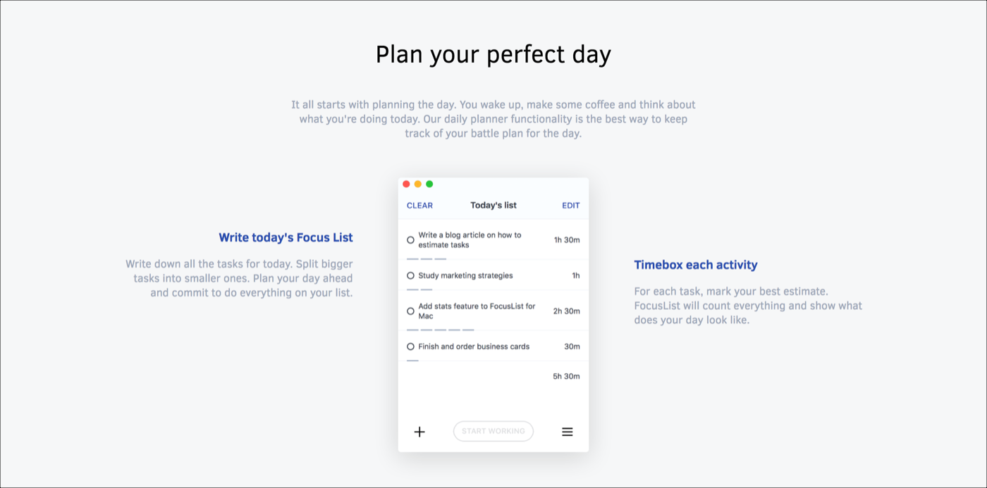 Flat-Design Best Practices