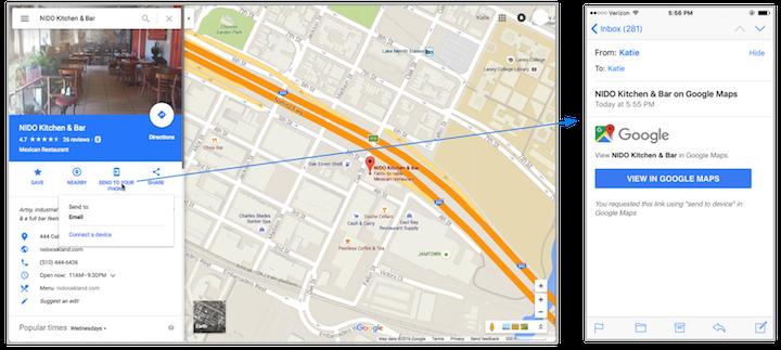 谷歌地图无缝过渡