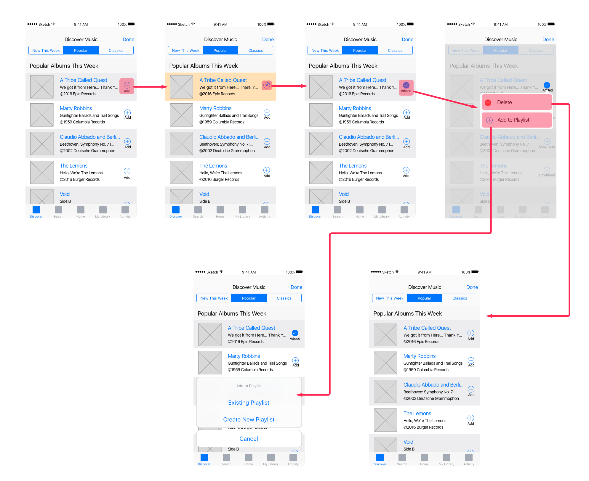 Wireflows A UX Deliverable For Workflows And Apps - How to write a workflow document
