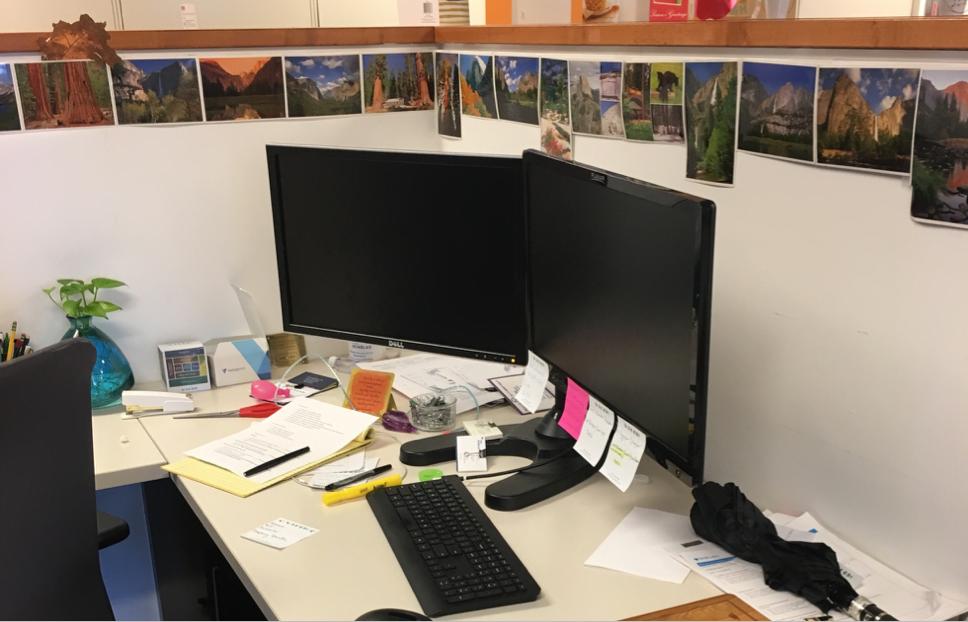 工作站的照片在一个领域研究内部网remanbetx官方网站手机版