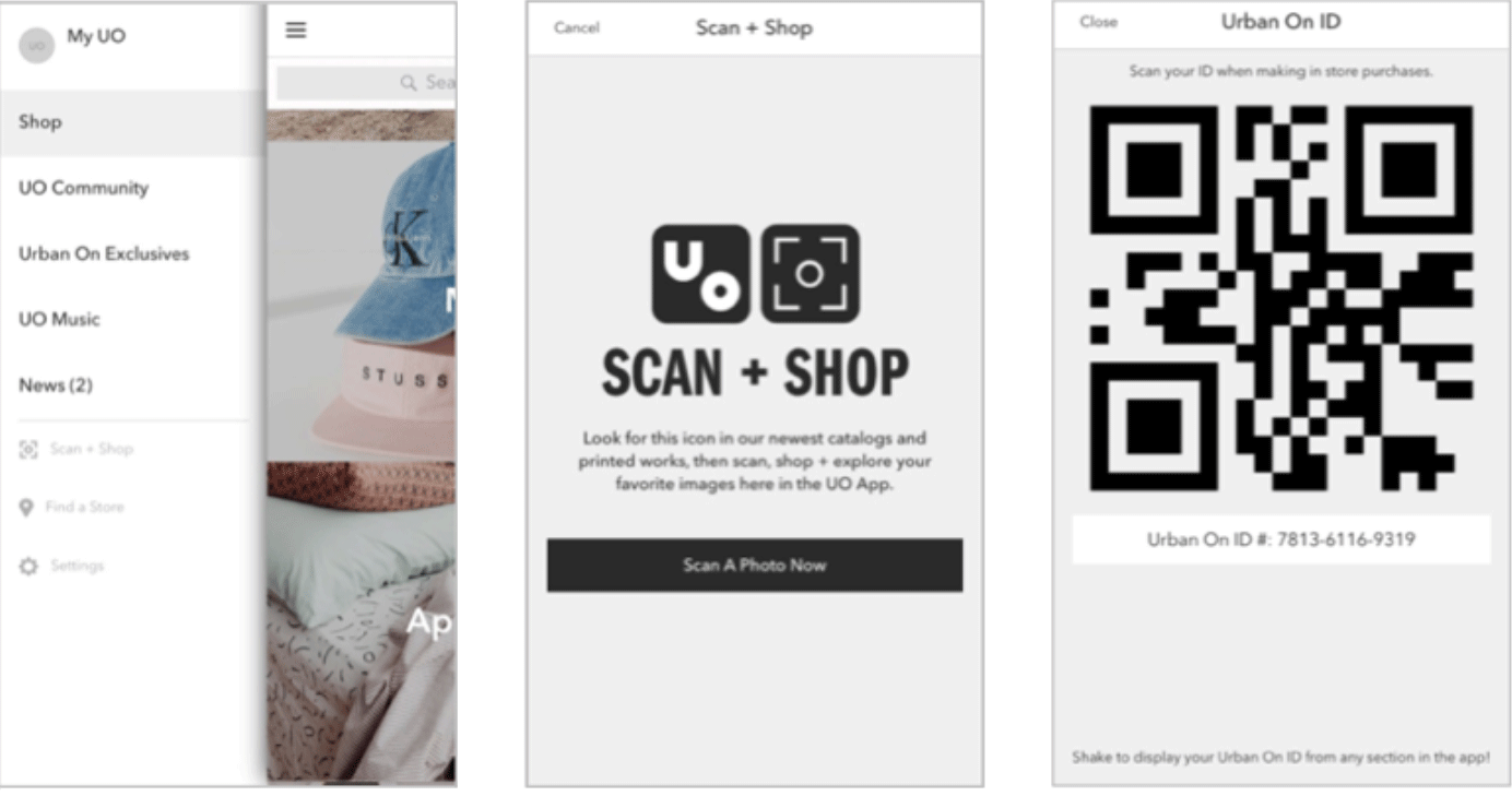 The New Ecommerce User Experience Changes In Users Expectations App Shopper Electric Color Code Productivity Urban Outfitters Qr