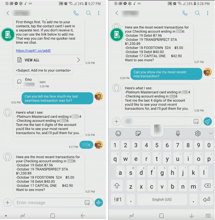 The User Experience of Chatbots
