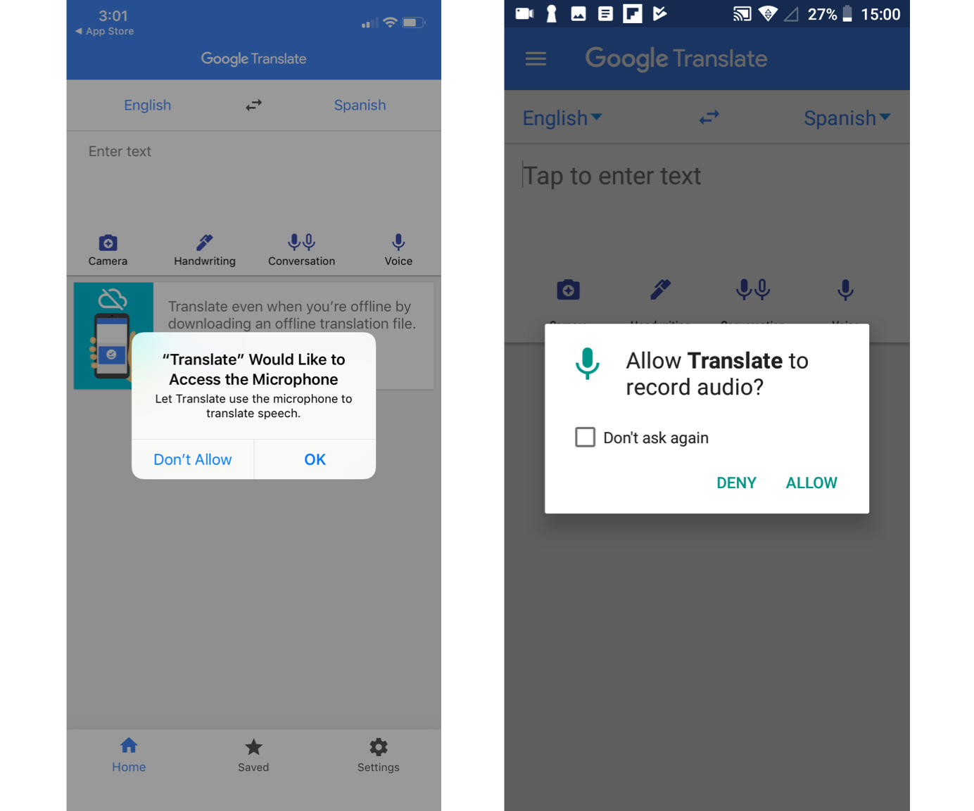 3 Design Considerations for Effective Mobile-App Permission Requests