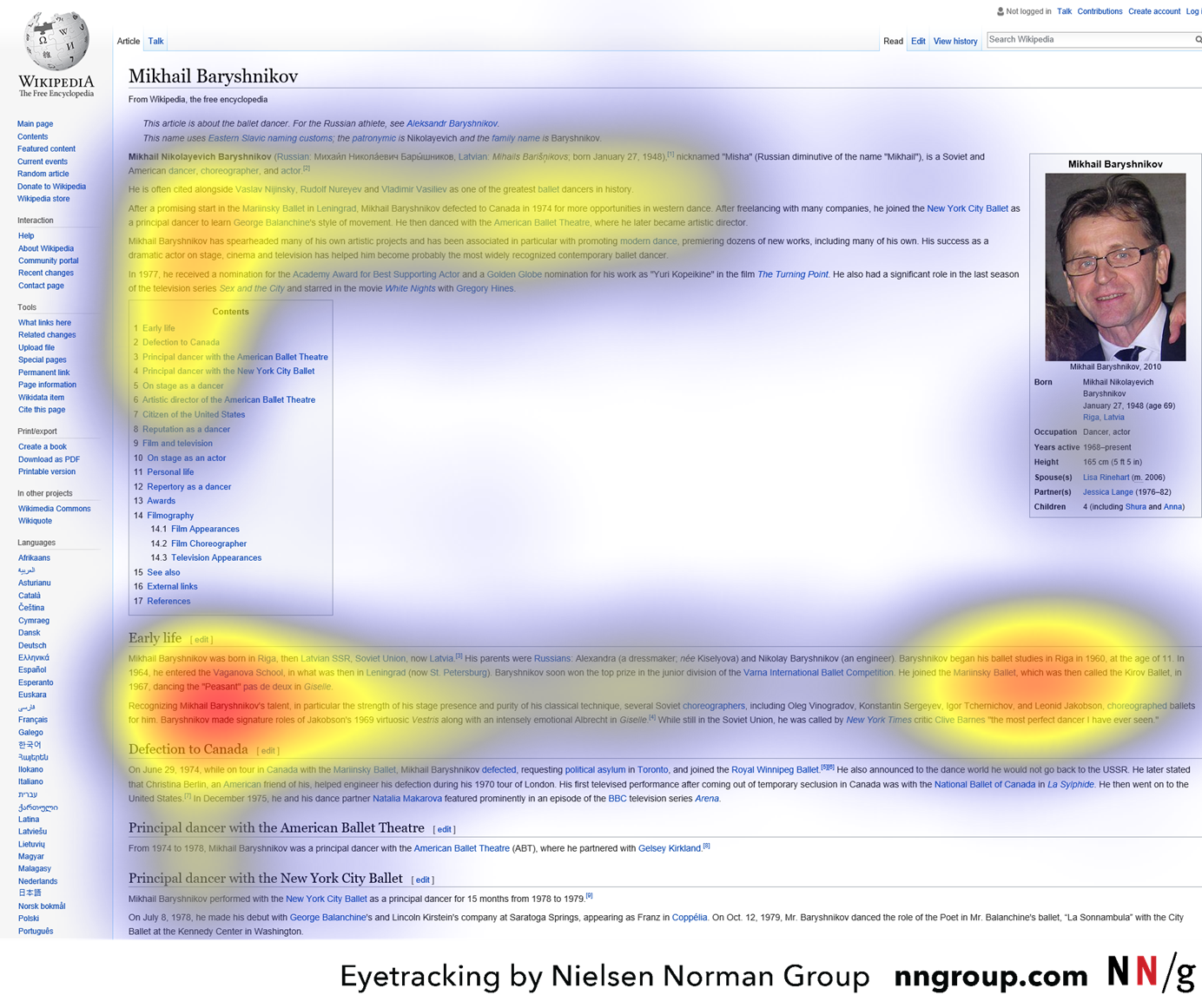 Text Scanning Patterns: Eyetracking Evidence