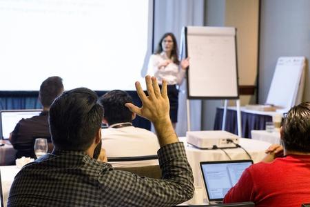 Event course participant