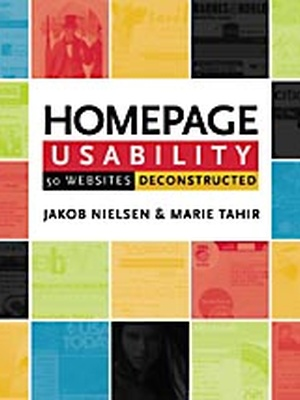 Homepage Usability 50 Websites Deconstructed
