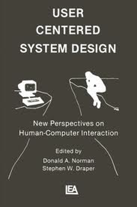 User Centered System Design Book By Don Norman