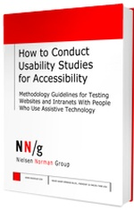 How To Conduct Usability Studies For Accessibility Nn G