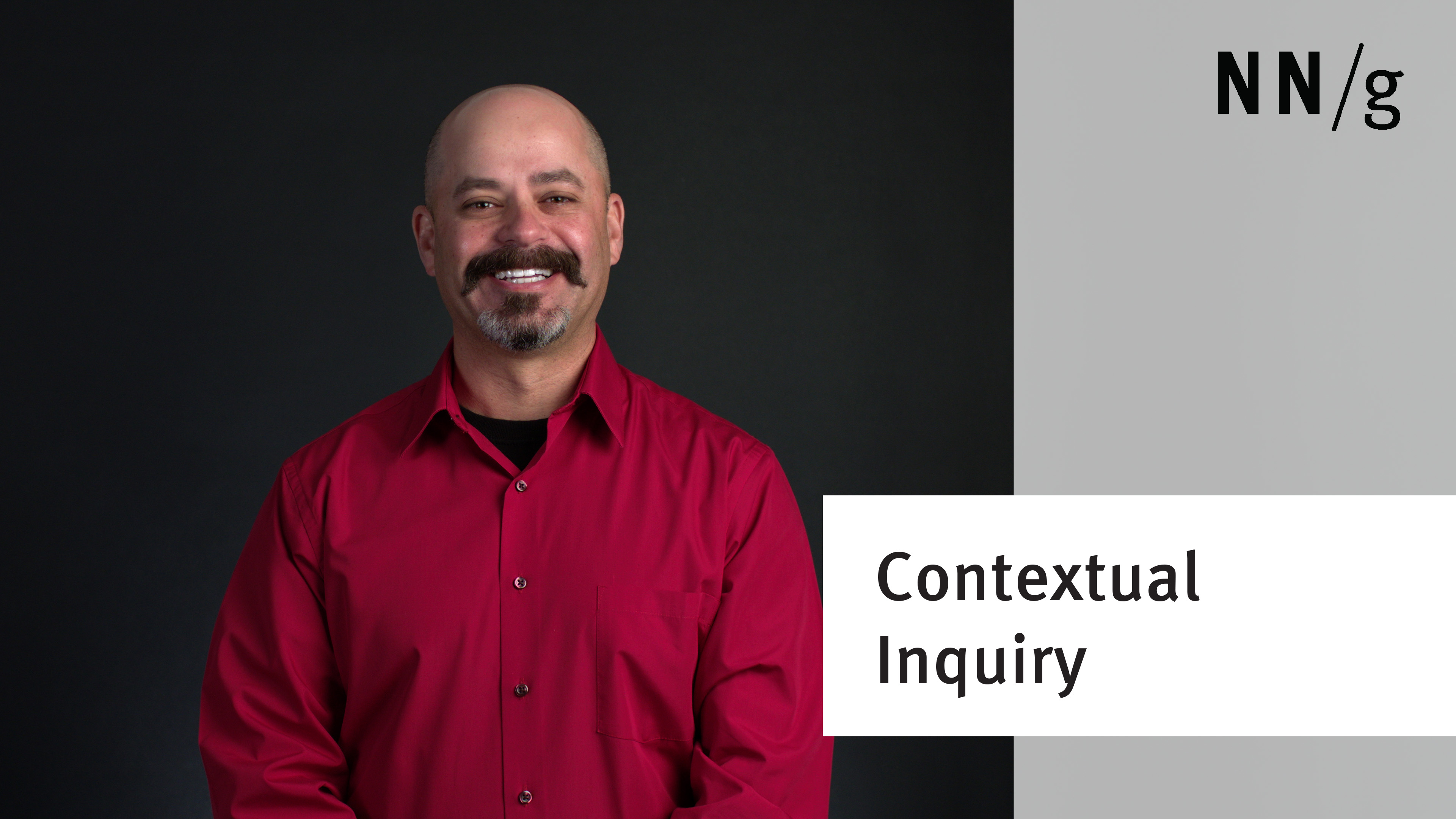 Contextual Inquiry: Leave Your Office to Find Design Ideas (Video)