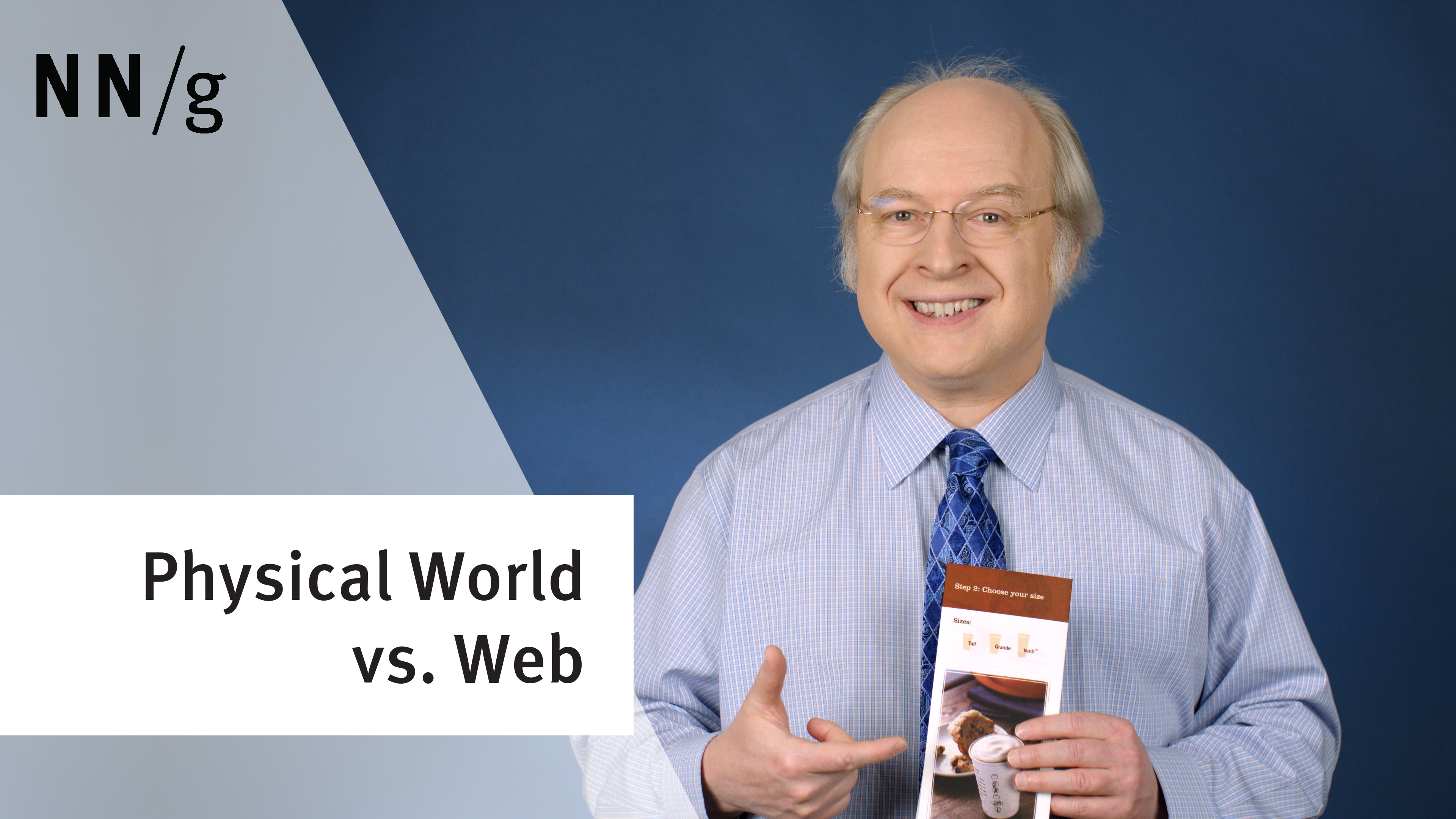 Usability in the Physical World vs. on the Web