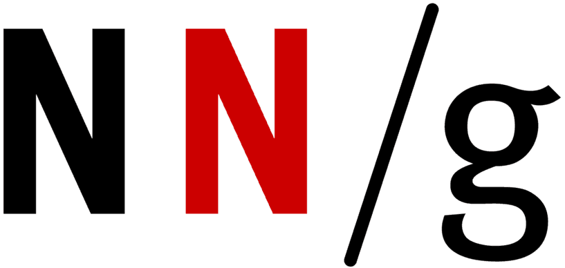 manbetx官方网站手机版Nielsen Norman Group Logo
